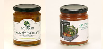 Chutneys Pickles & Relishes
