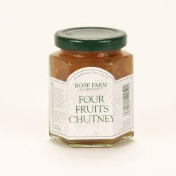 Four Fruits Chutney