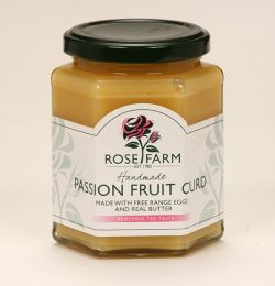 Passion Fruit Curd