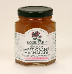 Sweet Orange and Somerset Cider Marmalade